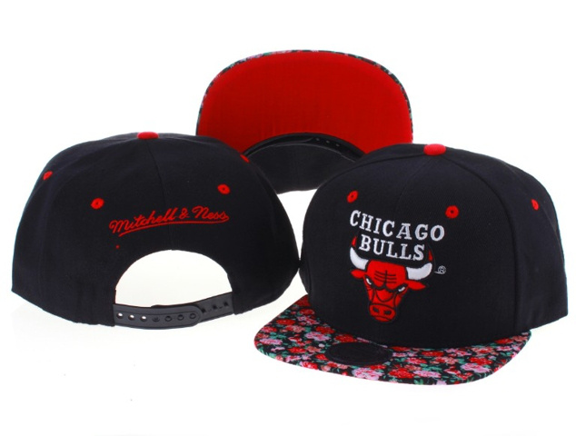 Chicago Bulls NBA Snapback Hat Sf04